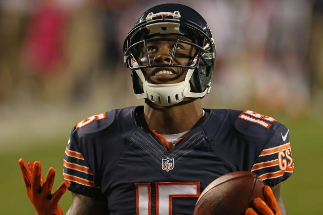 2012 NFL Week 9 Fantasy Football Wide Receiver Rankings