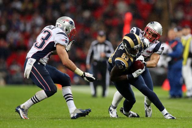 New England Patriots Used the Blitz to Limit the Big Plays vs. St. Louis Rams