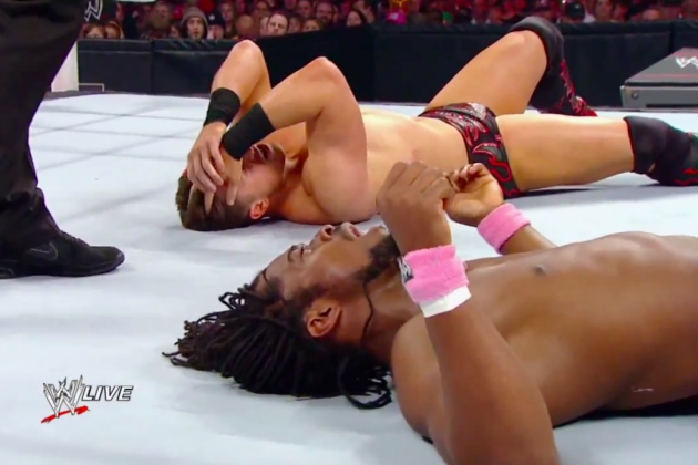 WWE Hell in a Cell 2012: Why Miz vs. Kofi Kingston Stole the Show