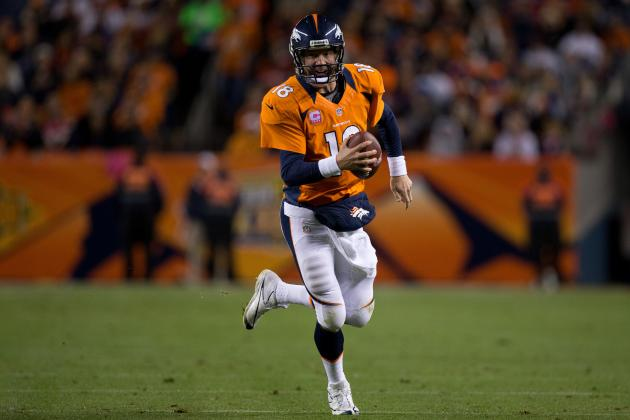 Broncos Finally Playing at Manning's Level
