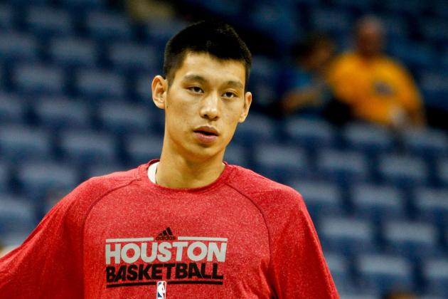 How James Harden Will Take Pressure off of Jeremy Lin's Shoulders in 2012-13