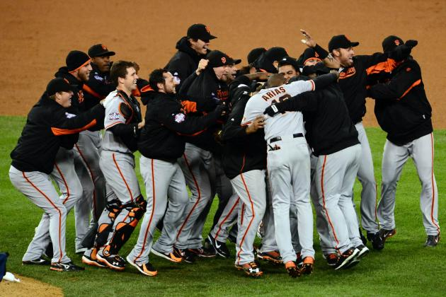 World Series 2012 Game 4: Giants' Postseason Dominance Marks Start of Dynasty