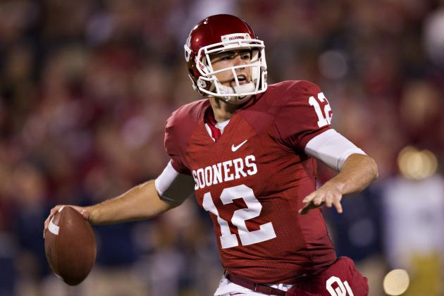 Oklahoma Football: Sooners QB Landry Jones Says Notre Dame 'flat out Beat Us'