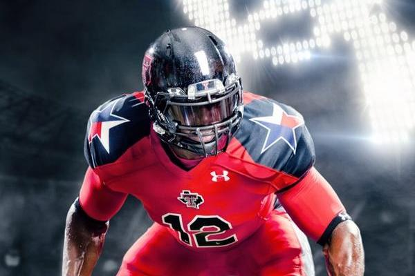 PHOTO: Texas Tech's New Under Armour Lone Star Pride Uniform