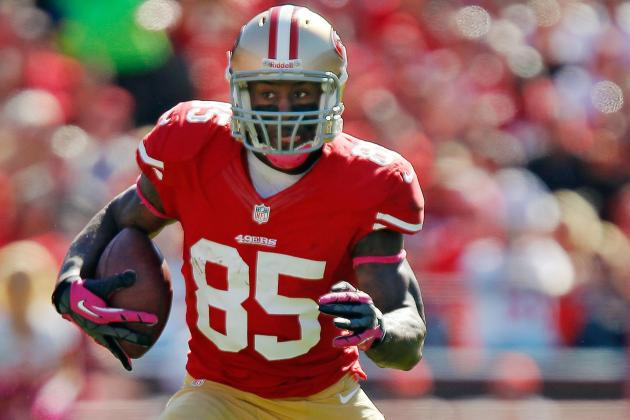 Eliminating Vernon Davis Comes with a Price