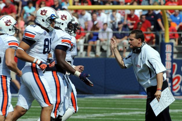 Why Firing Gene Chizik Now Is Better for Auburn's Recruiting