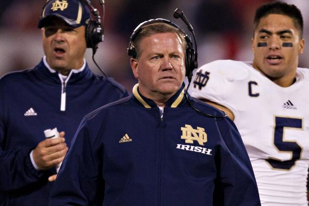 Morrissey: This Notre Dame Team Adding to Lore of the Irish