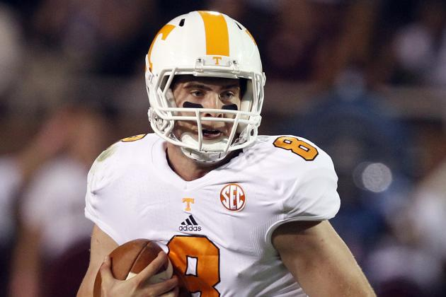 Vols-Missouri Game on Nov. 10 Set for 12:21 P.m. on WVLT