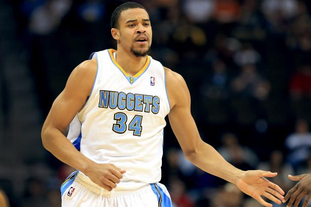 JaVale McGee: Expectations High After Big Contract with Nuggets