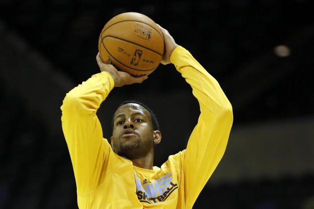 Denver Nuggets SG Andre Iguodala Is Struggling with His Shot