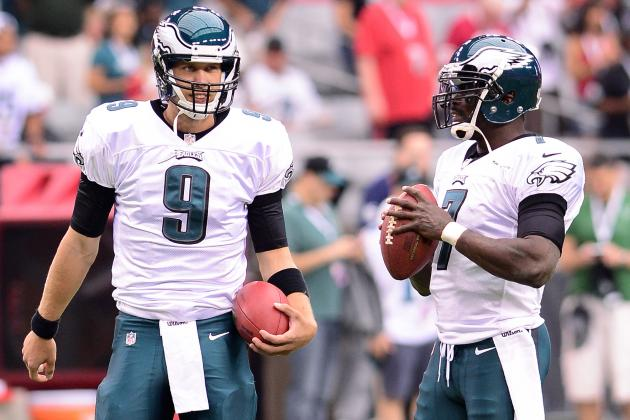 Benching Michael Vick Not Likely the Solution, but Eagles Have Little to Lose