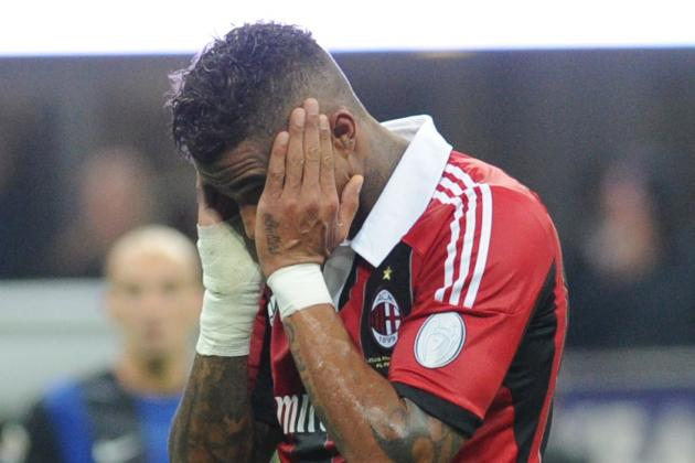 Kevin-Prince Boateng's Poor Form Is Not My Responsibility, Claims Girlfriend