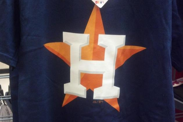 Astros Receive Apology After New Logo Leaked