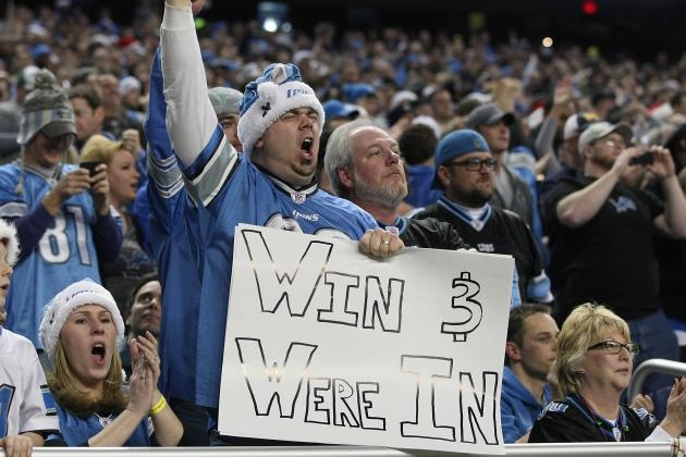 Analyzing the Detroit Lions' Surprisingly Hopeful Playoff Picture After Week 8