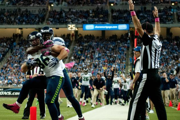 Seahawks' Passing Game Takes a Major Step Forward