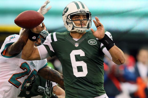 Mark Sanchez: Jets QB Should Be Benched for Tim Tebow After Bye Week