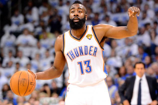 James Harden: Why He's the NBA's Most Underrated Star Entering the '12-13 Season