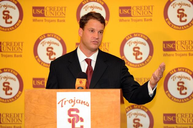USC Football: Trojans' Blueprint for Keeping No. 1 2013 Recruiting Class