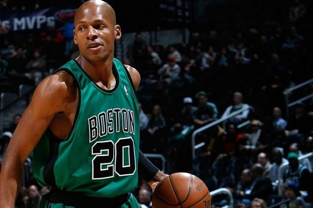 Ode to Ray Allen: A Proud Celtic