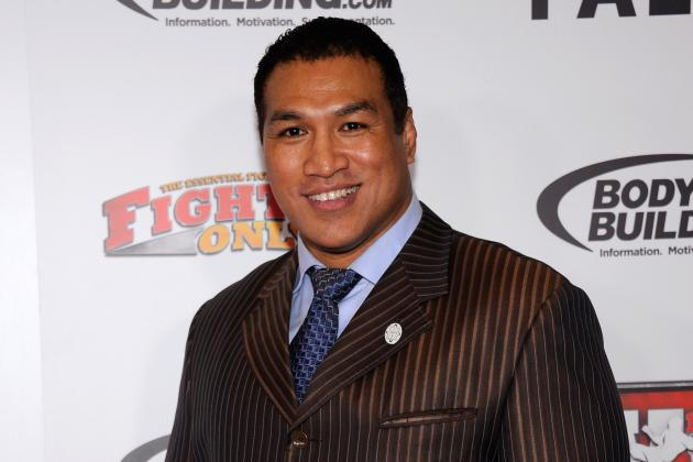 Ray Sefo Ready for New Venture with World Series of Fighting