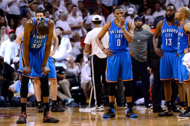 James Harden Was Right to Reject Oklahoma City Thunder Offer