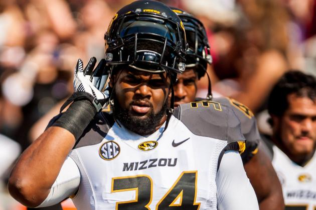 Richardson Chosen as SEC Defensive Lineman of the Week
