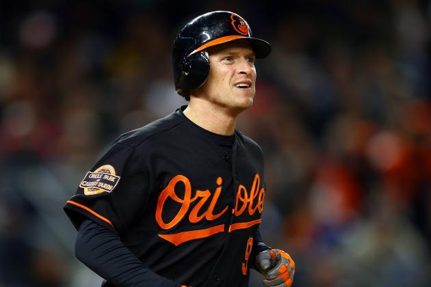 Seven Orioles Declare for Free Agency