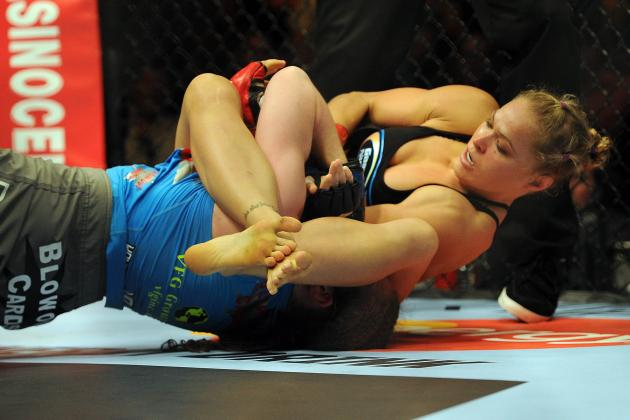 World MMA Awards: Finalists Announced for 2012 Awards
