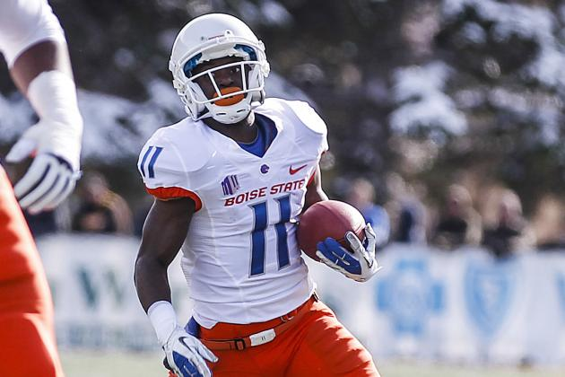 Williams-Rhodes Has Been a Spark for BSU