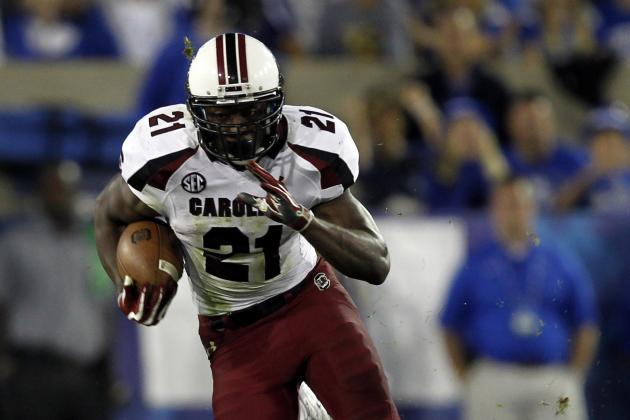 Marcus Lattimore: Knee Injury Won't Prevent Successful NFL Career for Star RB