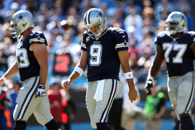 Tony Romo and Dallas Cowboys Need to Part Ways Now More Than Ever