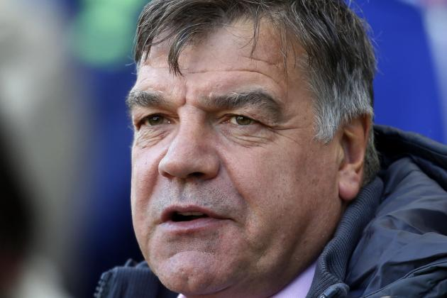 Sam Allardyce: Passing Game Let Us Down
