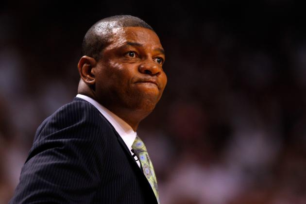 Doc Rivers Says Heat 'Don't Own the Trophy' as Celtics Take Aim at Miami