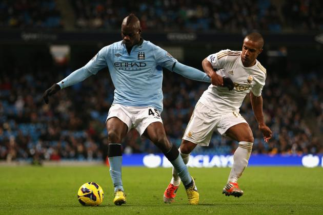 Jonathan De Guzman Pleased with Swansea After Manchester City Display