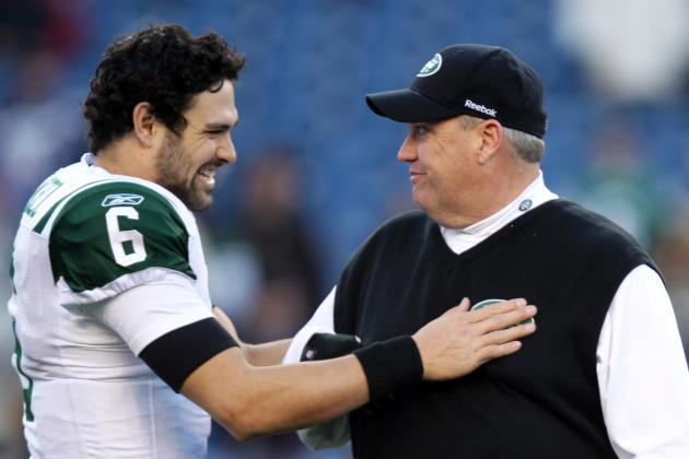 Rex Ryan's Loyalty to Mark Sanchez Will Be His Ultimate Undoing
