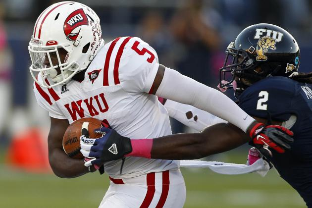 WKU's Antonio Andrews: The Most Underrated Player in College Football