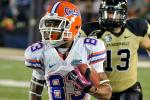 Florida Loses WR for Season