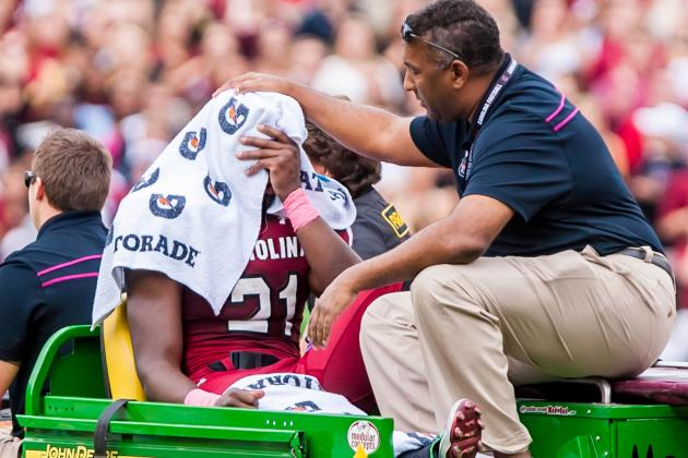 Marcus Lattimore Injury: RB's Misfortune Shows Importance of Insurance Program