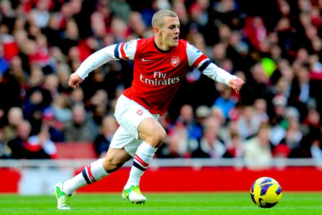 Arsene Wenger Tells England Not to Call Up Jack Wilshere