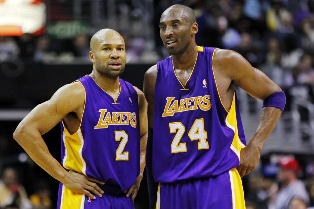 Lakers Rumors: Why Adding Derek Fisher Would Make Lakers Team to Beat