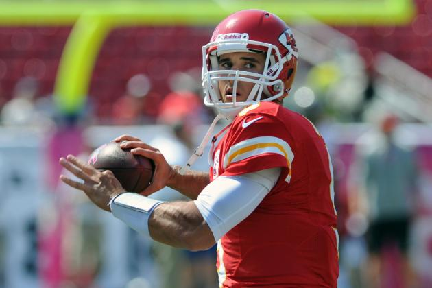Brady Quinn: Why Chiefs Would Be Foolish to Stick with QB