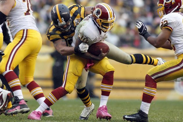 What Went Wrong for RG3 and the Washington Redskins' Offense in Pittsburgh?
