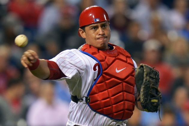 Phillies Pick Up Ruiz's 2013 Option, Decline Polanco