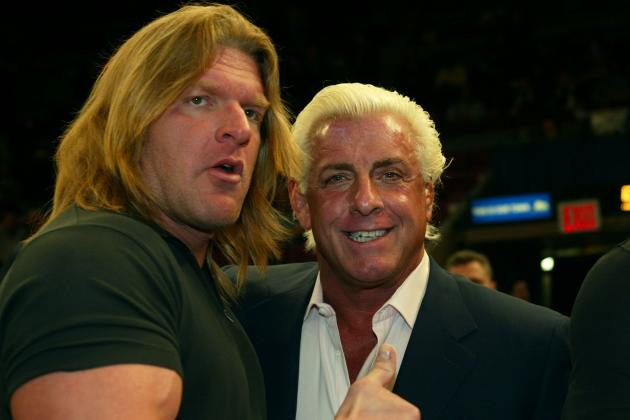 WWE Raw Preview: A Possible Ric Flair Return and the Fallout from Hell in a Cell