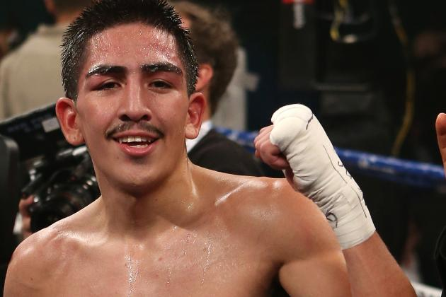Leo Santa Cruz to Fight Victor Zaleta