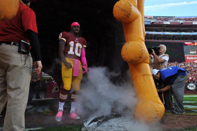 2012 Washington Redskins: Robert Griffin III for President