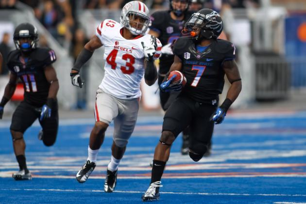 San Diego State vs Boise State: TV Schedule, Radio, Game Time and More