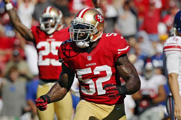 San Francisco 49ers vs. Arizona Cardinals: Live Score, Highlights and Analysis