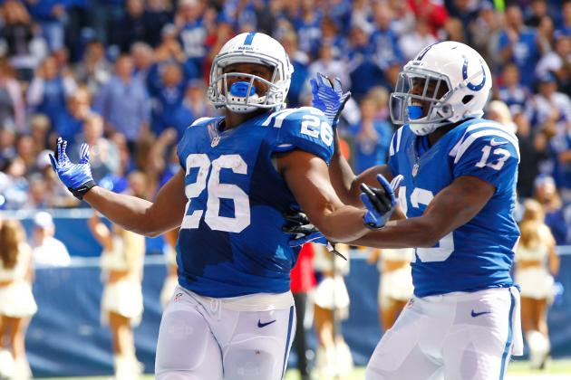 Colts Part Ways with Mewelde Moore