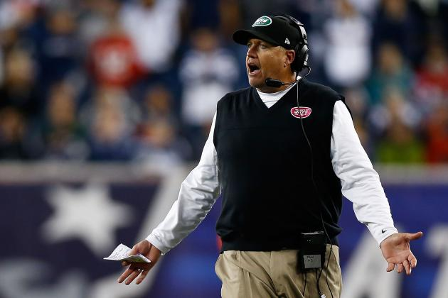 Buying or Selling Rex Ryan's Job Security After Week 8 Loss